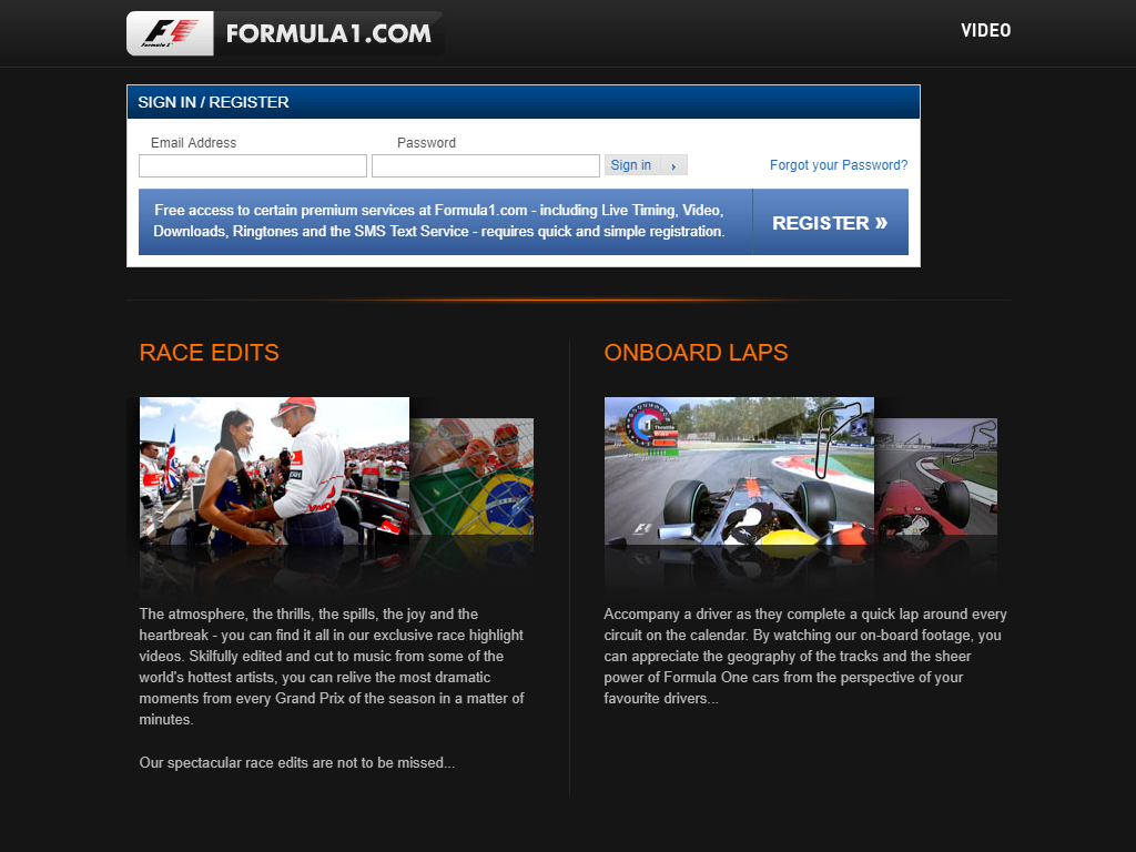 The official website – FOM Watch
